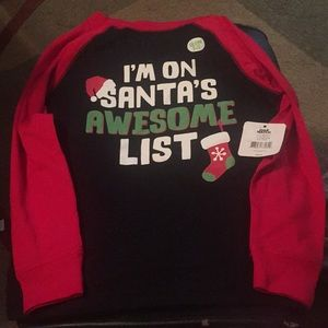Other - Glow in the dark Christmas shirt